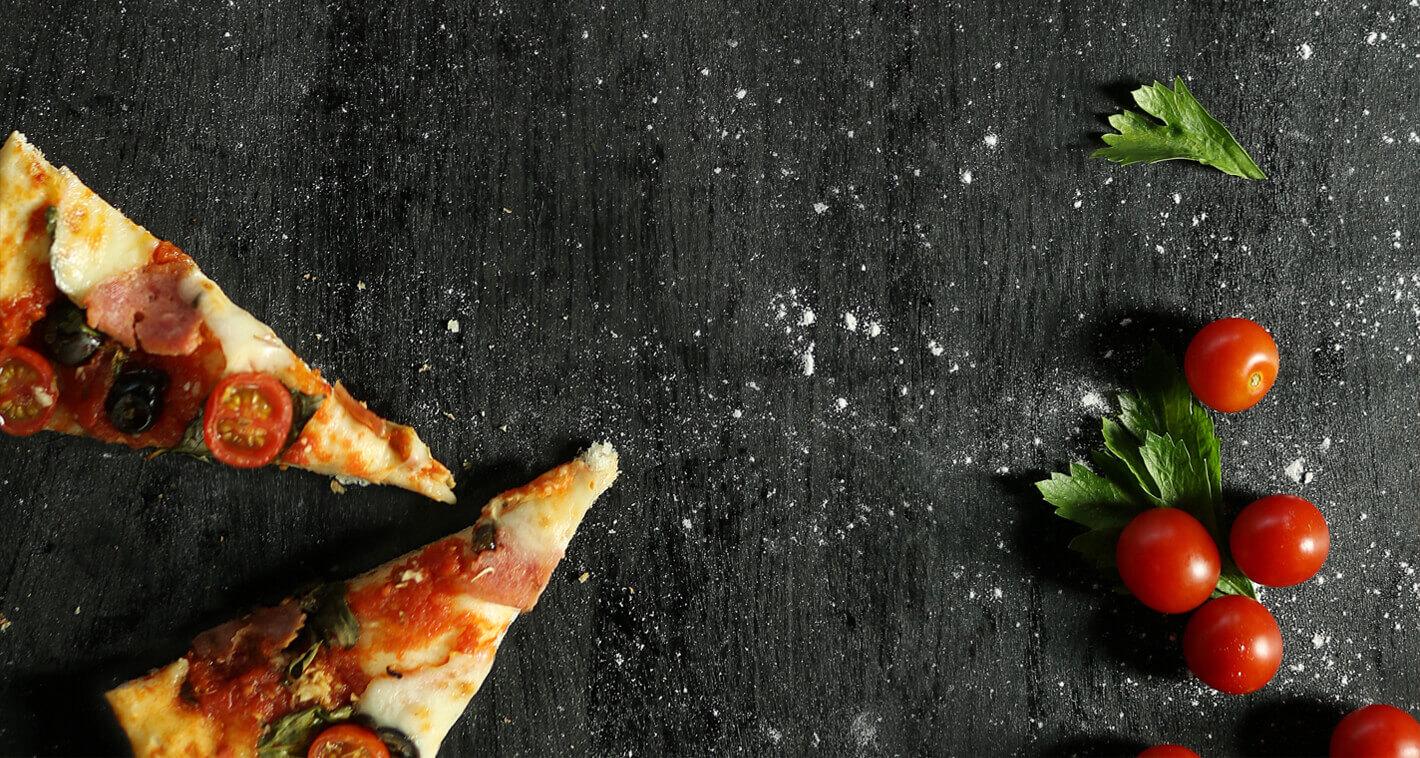 La pizza a casa tua!